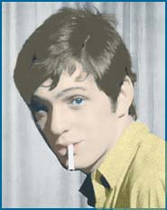 Georgie Fame in the 1960s
